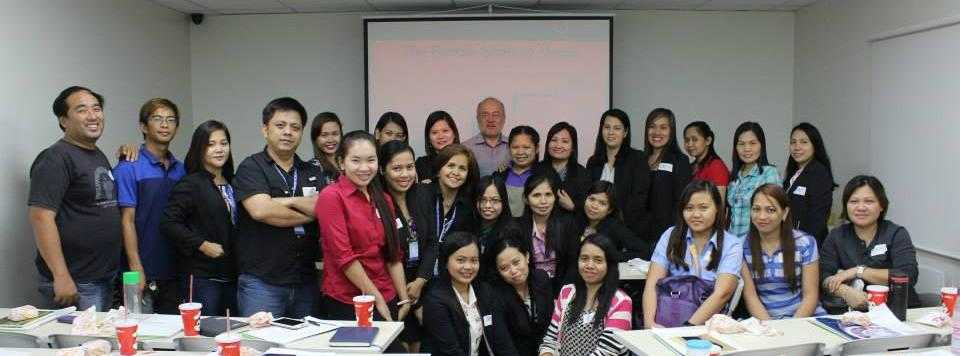Seminars conducted by Investors in People Philippines